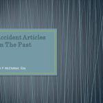 10 car accident articles
