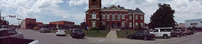 Butts County Courhouse