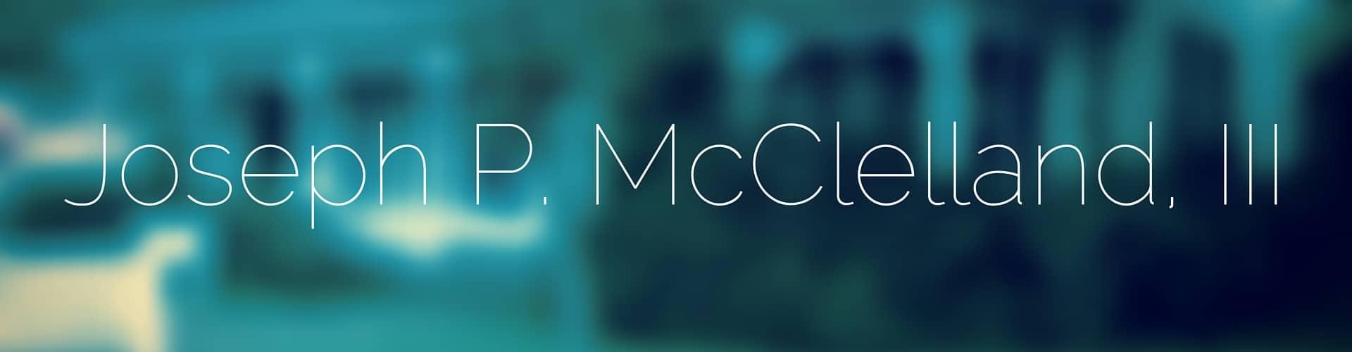 Joseph McClelland