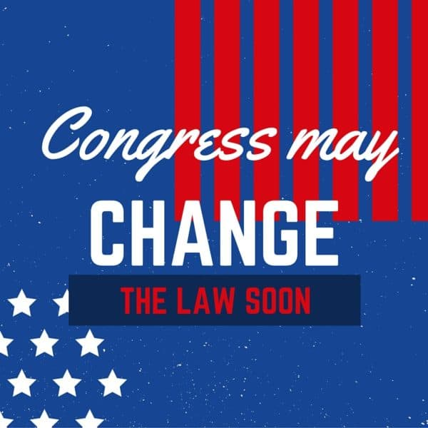 Congress may change the tcpa law