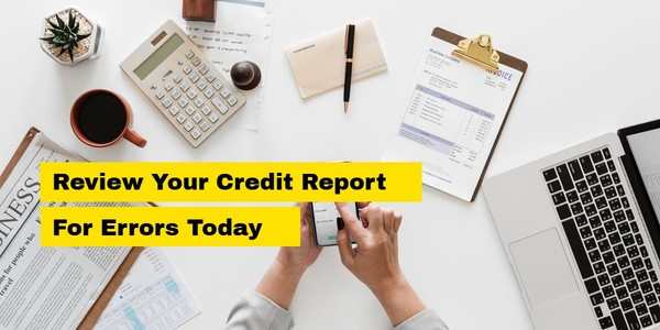Review your credit report