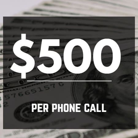 TCPA $500 Per Call