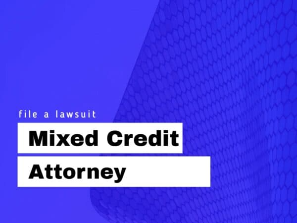 mixed credit attorney
