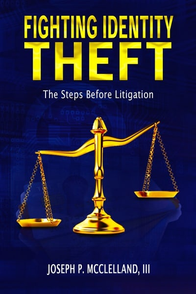 Id theft book by Joseph McClelland